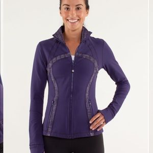 Lululemon Define Jacket Purple/Ziggy Wee Caspian 4